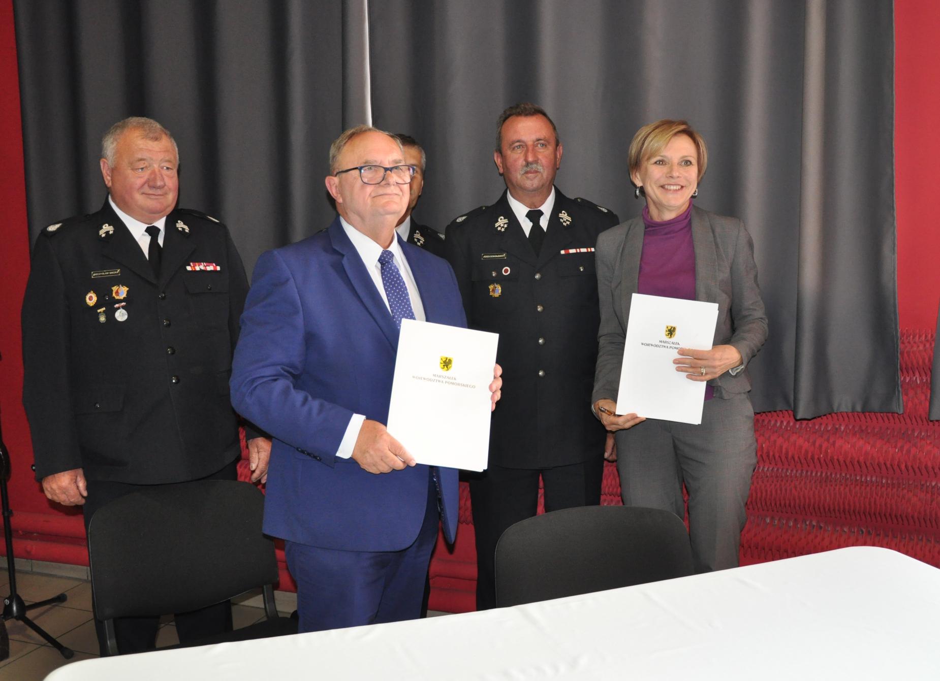 Dobra informacja dla strażaków ochotników z Żuław i Powiśla. Ponad 35 tys. zł  na nowy sprzęt ratowniczy