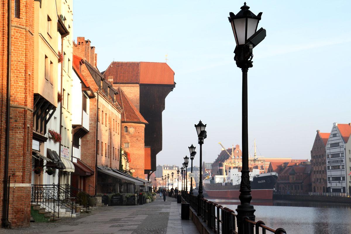 Gdzie zabrać drugą połówkę na walentynkowy spacer? Najbardziej romantyczne miejsca w Gdańsku
