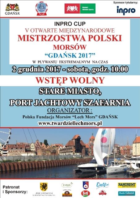 Międzynarodowe Mistrzostwa Polski Morsów_plakat