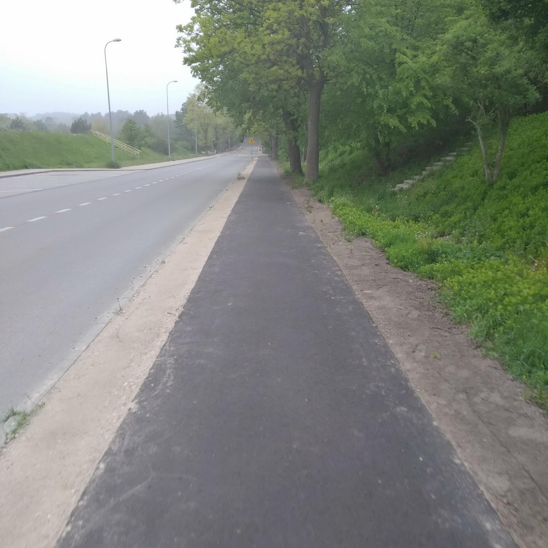 Kolejny etap budowy ścieżki rowerowej w Gminie Władysławowo