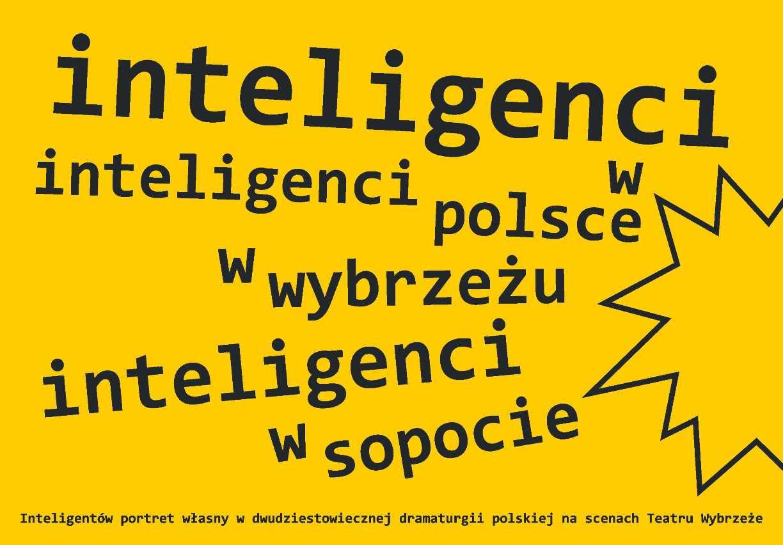 Baner wystawy Inteligenci