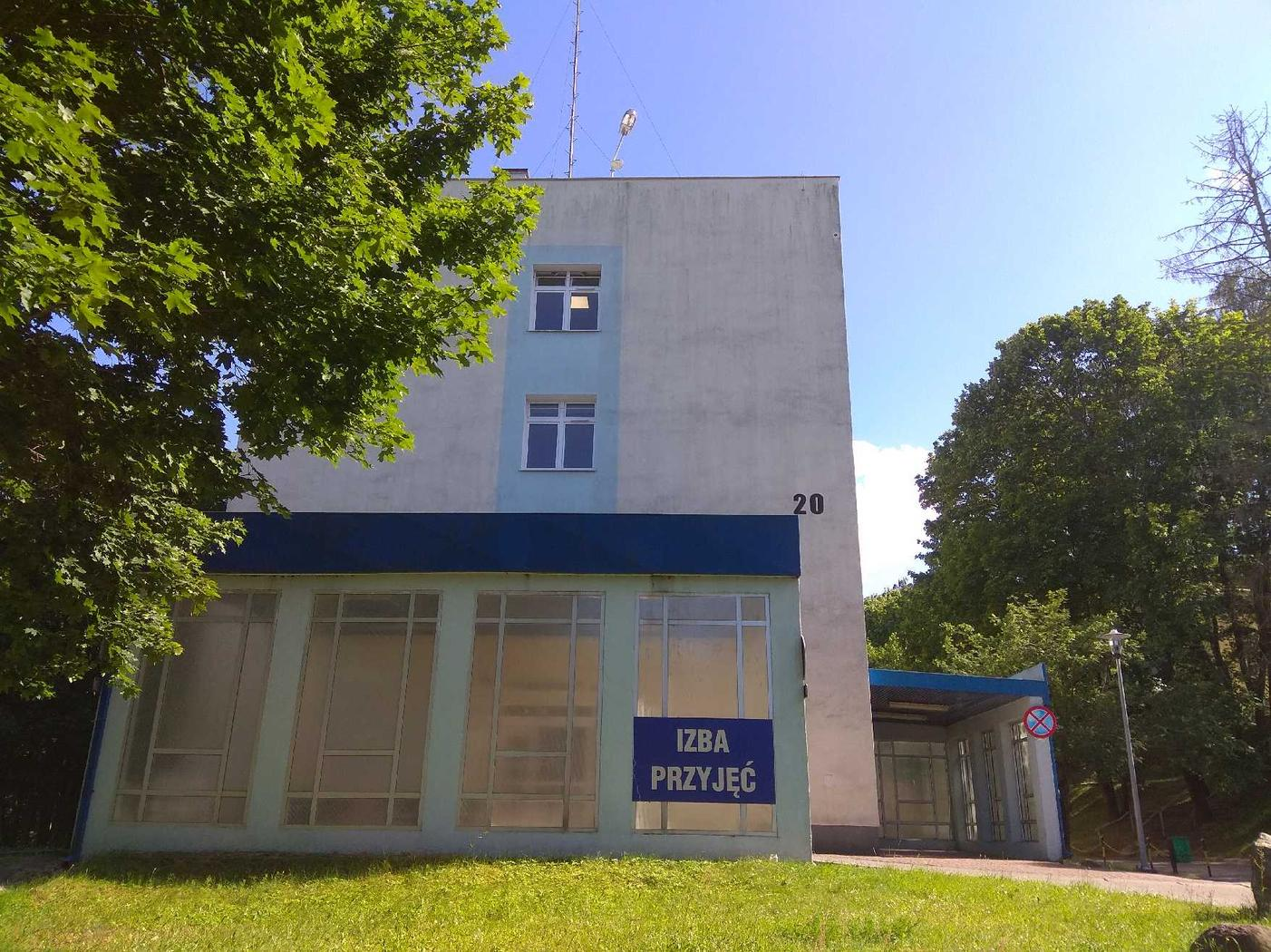 Informacja pospotkaniu w Wojewódzkim Szpitalu Psychiatrycznym im. prof. T. Bilikiewicza w Gdańsku