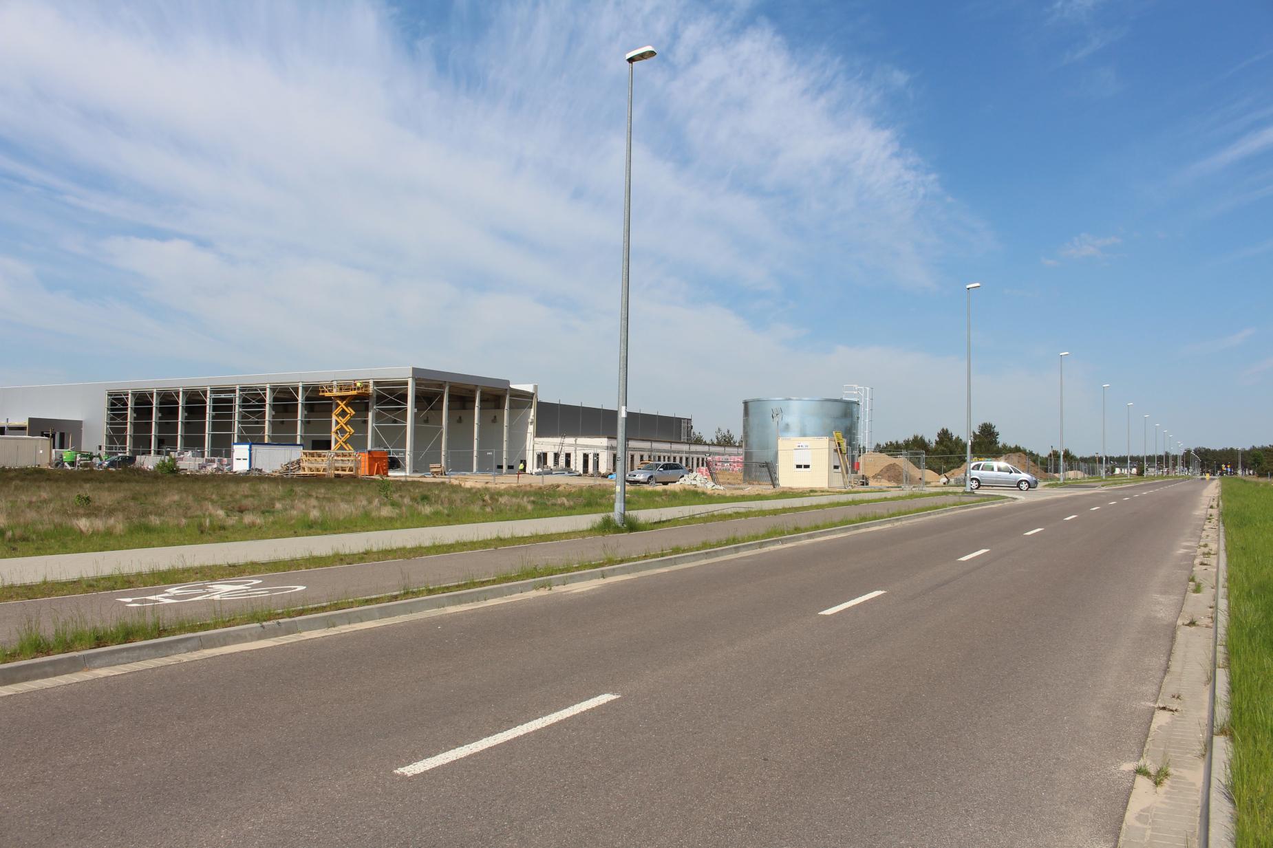 Słupska Specjalna Strefa Ekonomiczna rośnie w siłę. Powstaje pierwszy zakład w Lęborku