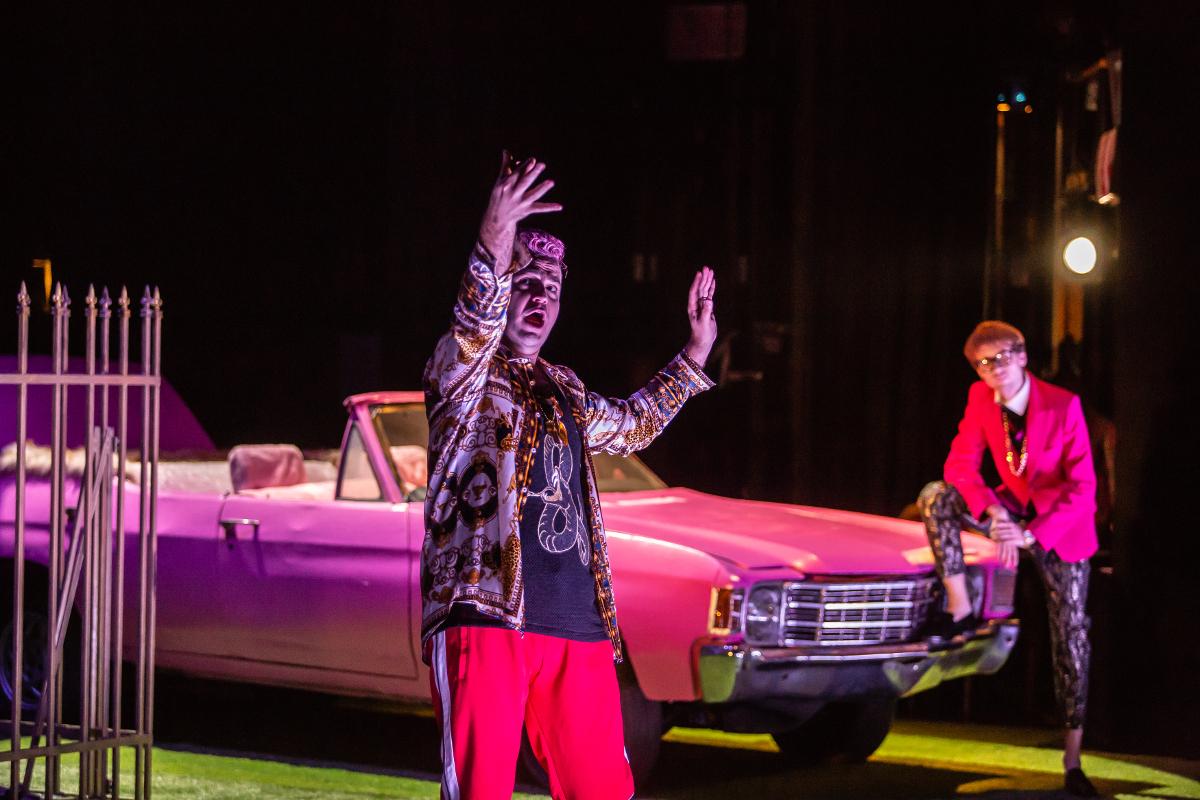 """Współczesny """"Cyrulik sewilski"""". Czym zaskoczy widzów Opera Bałtycka?"""