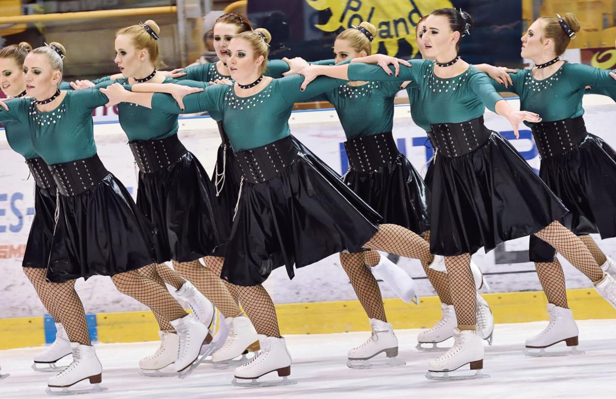 Zawody łyżwiarstwa synchronicznego w Gdańsku. Zmagania tancerzy na lodzie będzie można oglądać w weekend