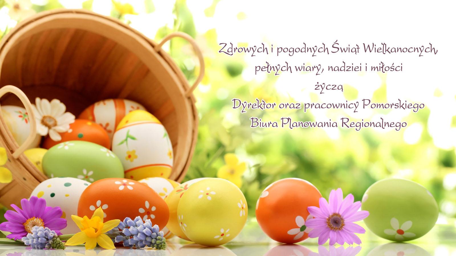 PBPR życzy Wesołych Świąt Wielkanocnych!