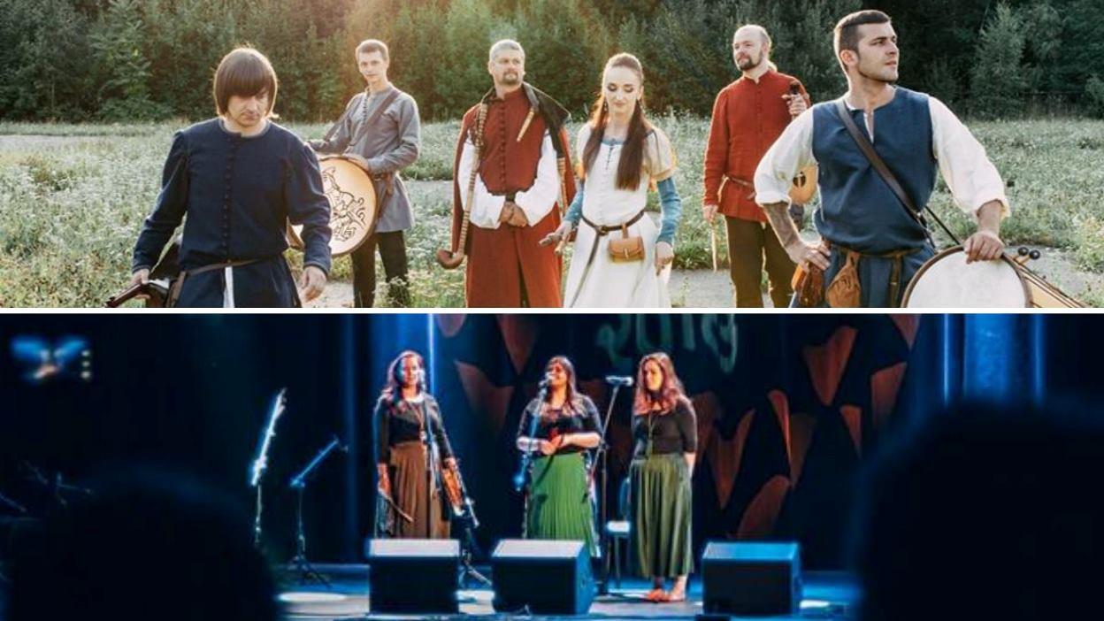 Słowiańskie śpiewy i ballady ludowe ze średniowiecza. Muzyczny projekt w Twierdzy Wisłoujście