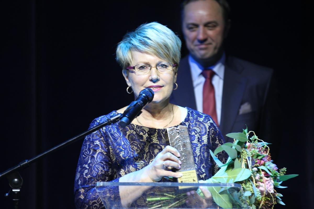Małgorzata Klasa Nauczycielką Pomorza 2018. Uroczysta gala w Teatrze Muzycznym w Gdyni [ZDJĘCIA]