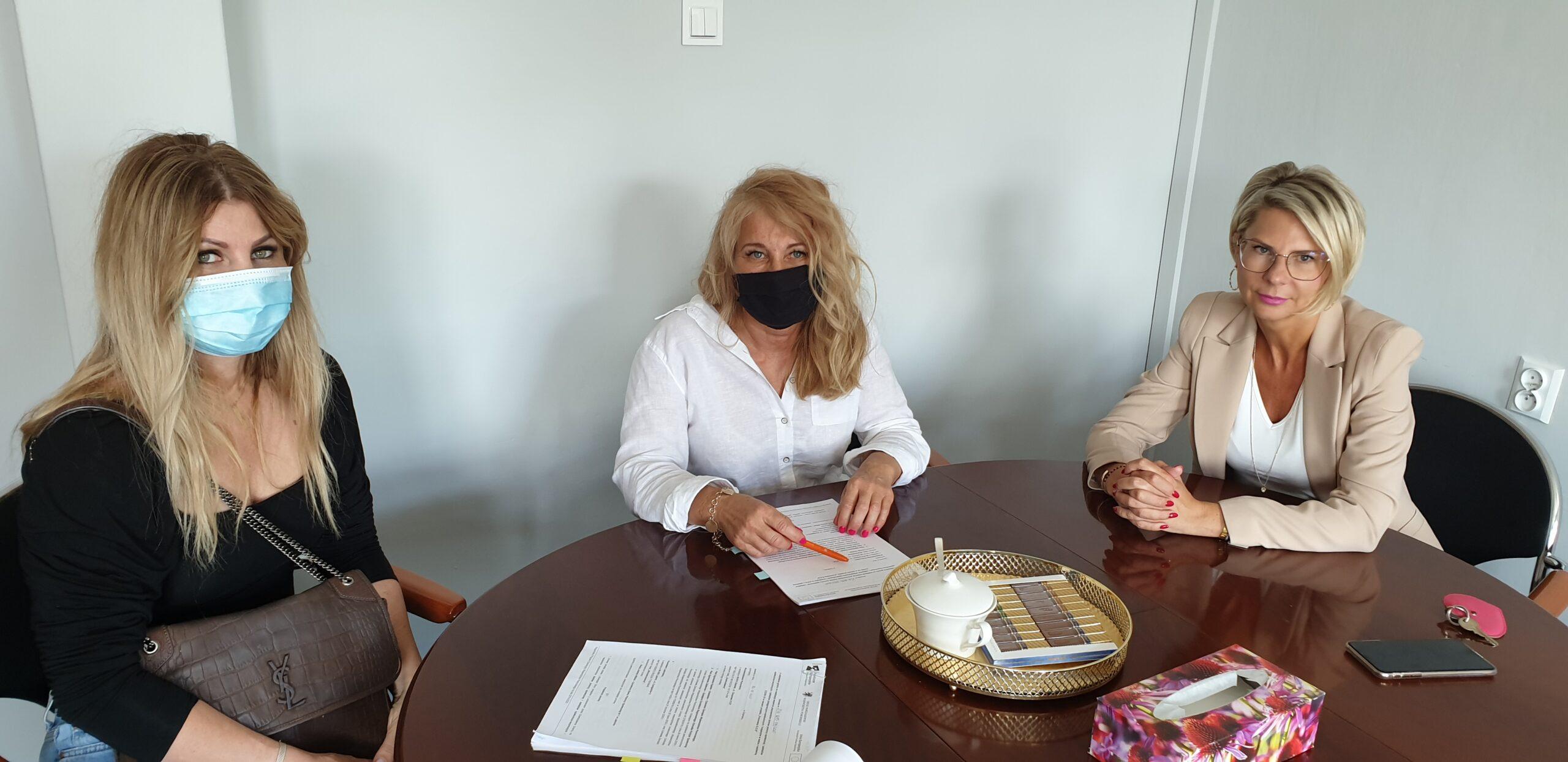 Pomoc dla Domu Pomocy Społecznej Nr 1 w Lęborku w związku z COVID-19 [Pomorskie S.O.S]
