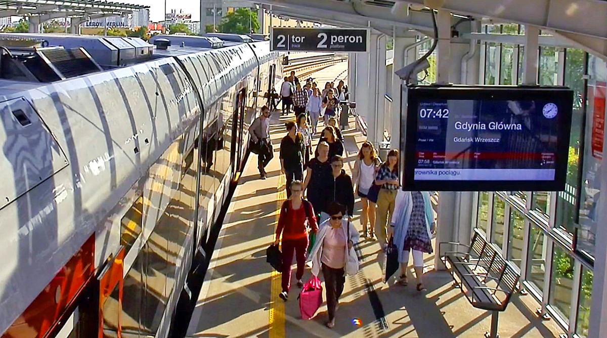 Kolejny rekord na linii PKM. Półtora miliona pasażerów w pierwszej połowie 2017