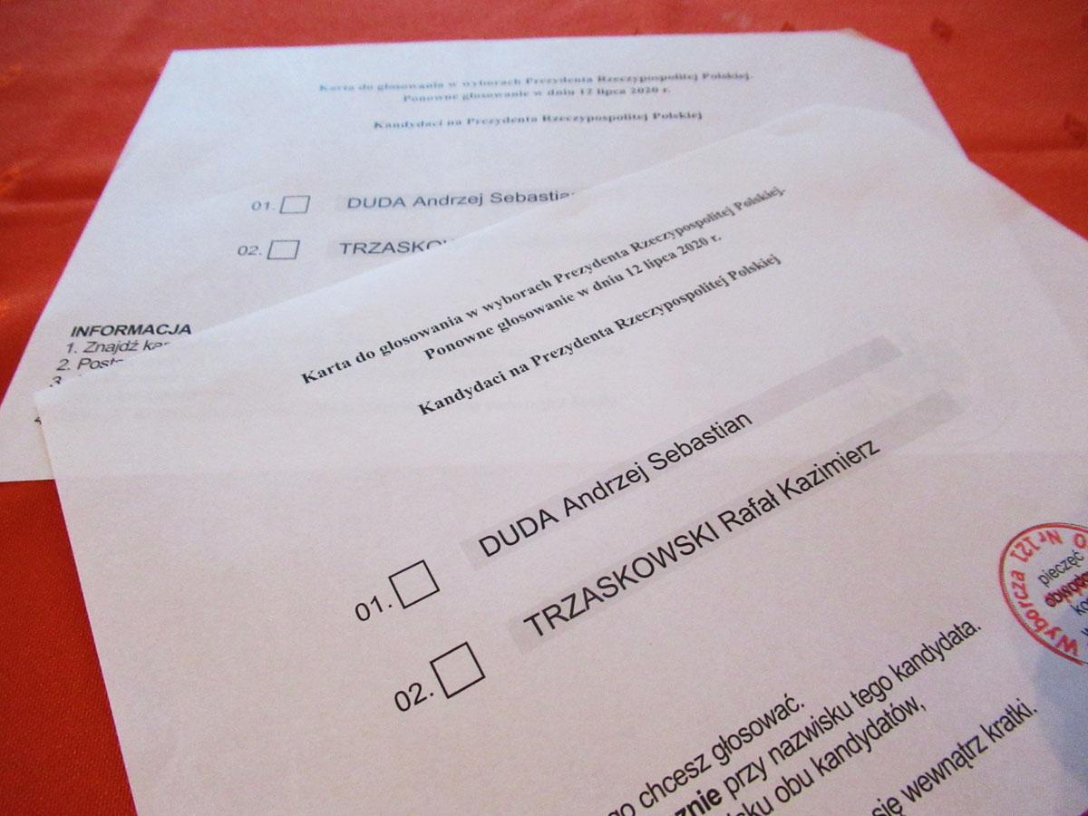 Druga tura wyborów prezydenckich. Nowe przepisy i środki ostrożności. Kto zagłosuje bez kolejki?