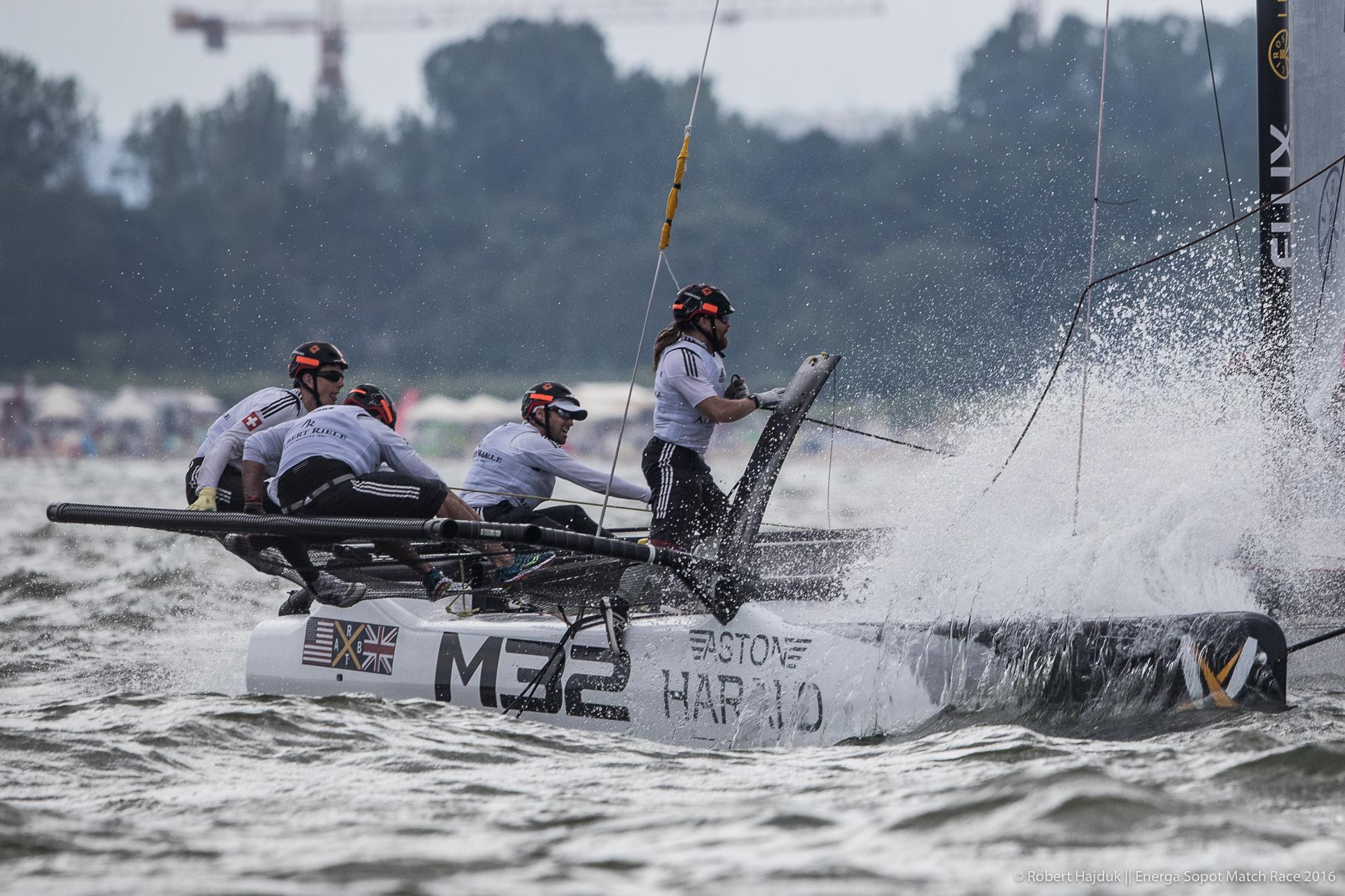 Wiatr, woda i rywalizacja. Rusza 14 edycja regat Sopot Match Race