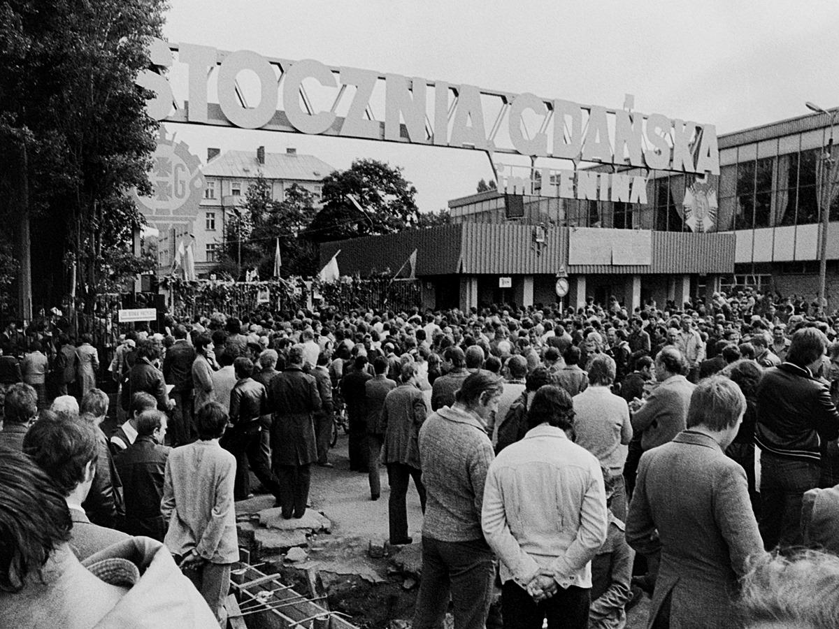 Poznaj wspomnienia uczestników Sierpnia'80. Wyjątkowe spotkanie w gdańskiej bibliotece
