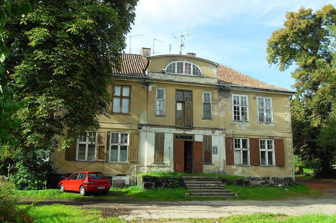 Muzeum Gdańska zatroszczy się o zabytkowy Dwór Ernsttal w Oliwie