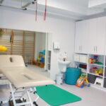 Poradnia Rehabilitacyjna w Szpitalu Dziecięcym Polanki w Gdańsku