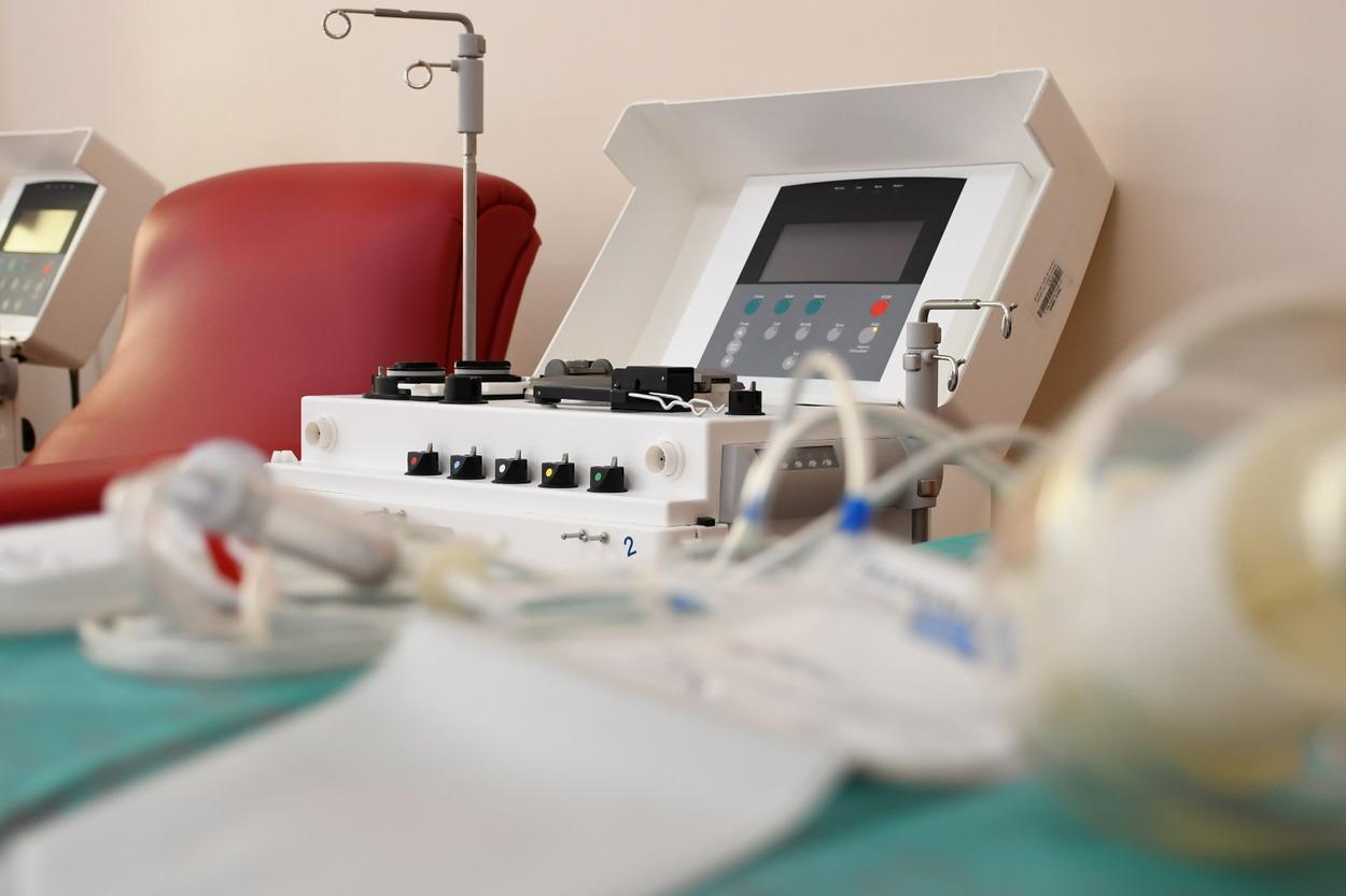 Osocze ozdrowieńców może wyleczyć ciężkie przypadki