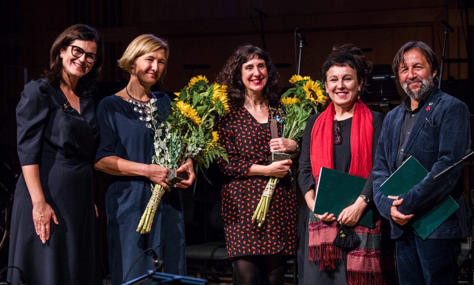 Sinéad Morrissey Europejską Poetką Wolności 2020. Gala z wręczenia nagrody z operą w tle