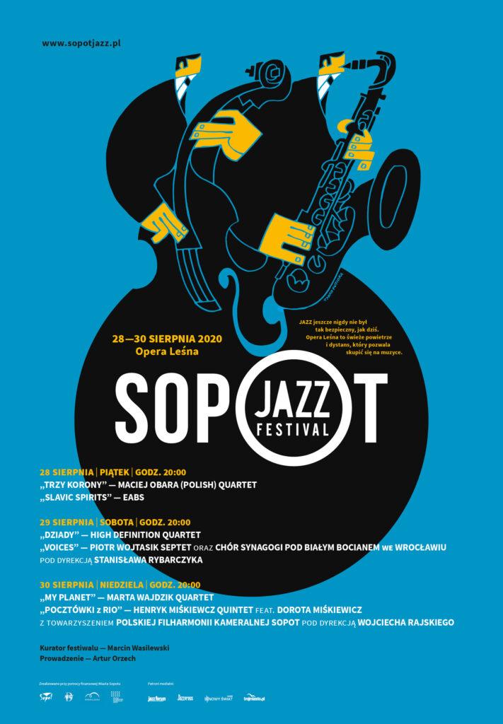 Sopot Jazz Festival plakat