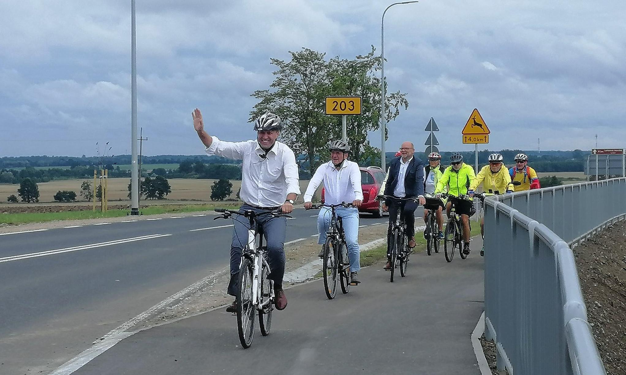 Duże zmiany na trasach rowerowych w okolicy Ustki, Słupska i Łeby