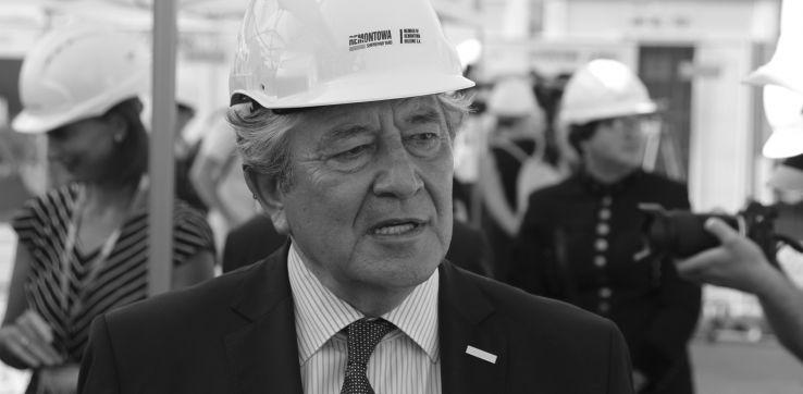 Nie żyje Piotr Soyka, prezes Gdańskiej Stoczni Remontowa