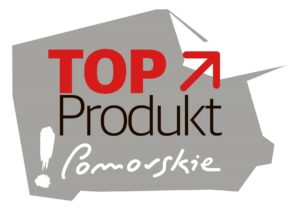 Logo Top Produkt Pomorskie