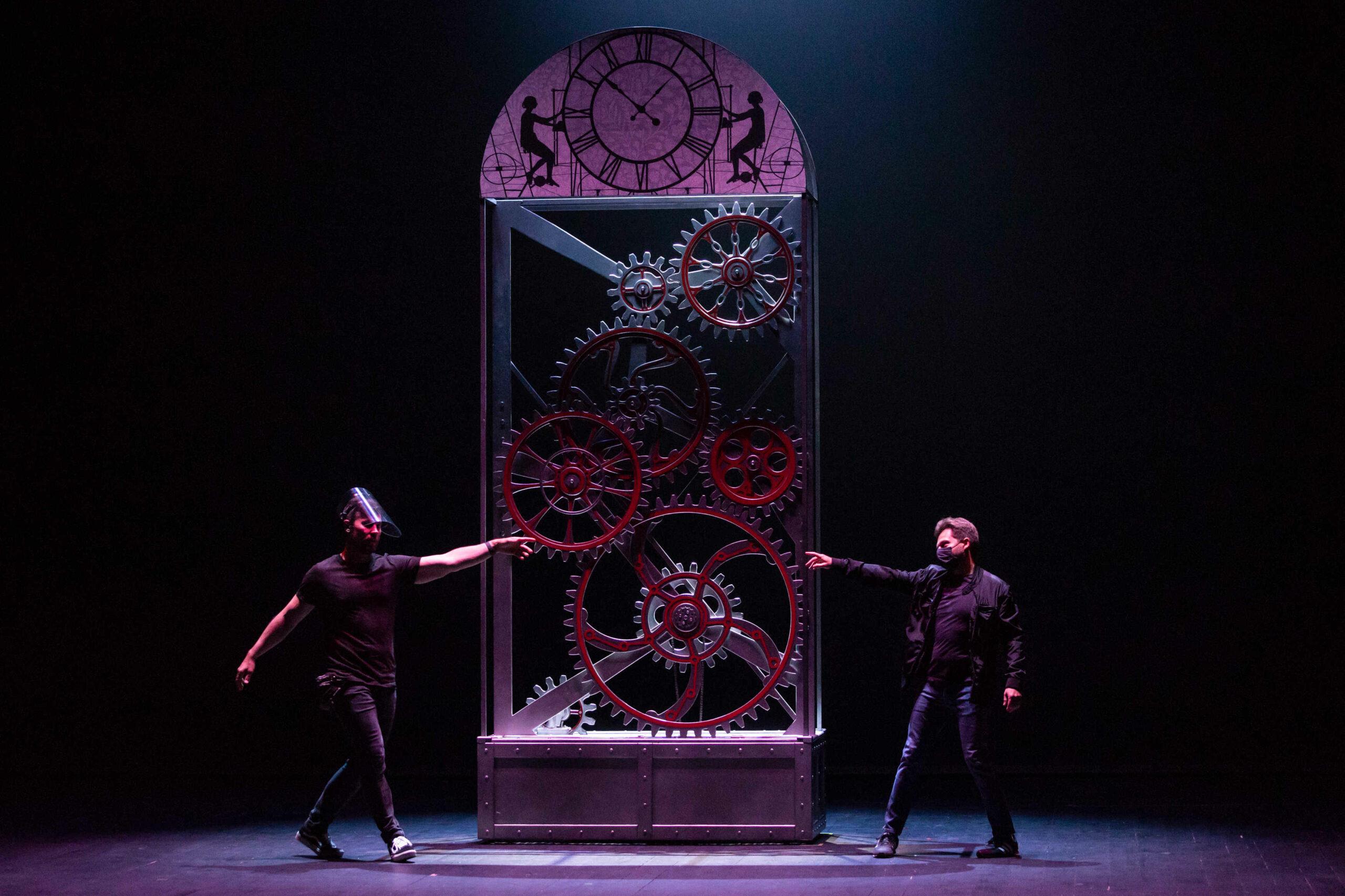 Fizyka i podróże w czasie w Operze Bałtyckiej