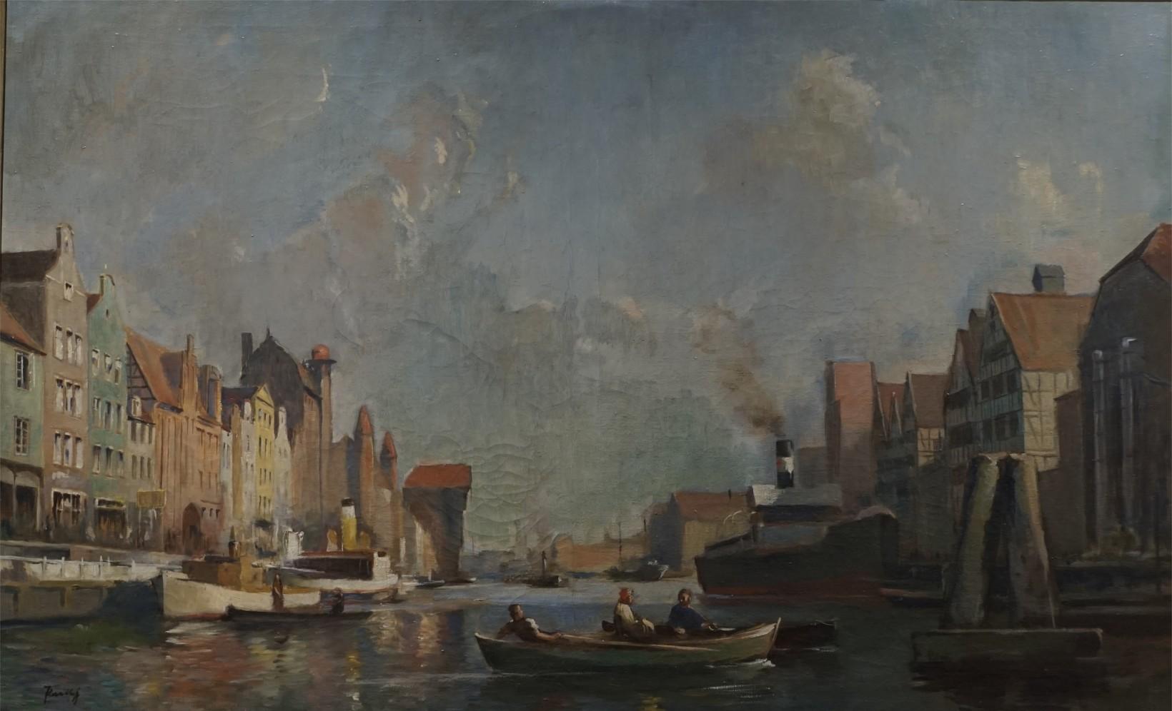 300 lat Gdańska i okolic w malarstwie pomorskich mistrzów