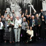 Artyści Teatru Wybrzeże w 1980 i 2020 r.