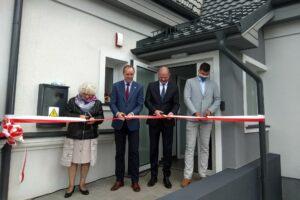 Uroczyste otwarcie Centrum Wspierania Rodziny w Skarszewach