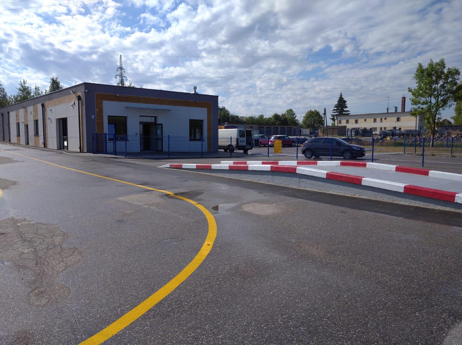 Prawo jazdy zdasz w Chojnicach. Działa już nowy oddział Pomorskiego Ośrodka Ruchu Drogowego