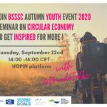Plakat konferencji BSSSC