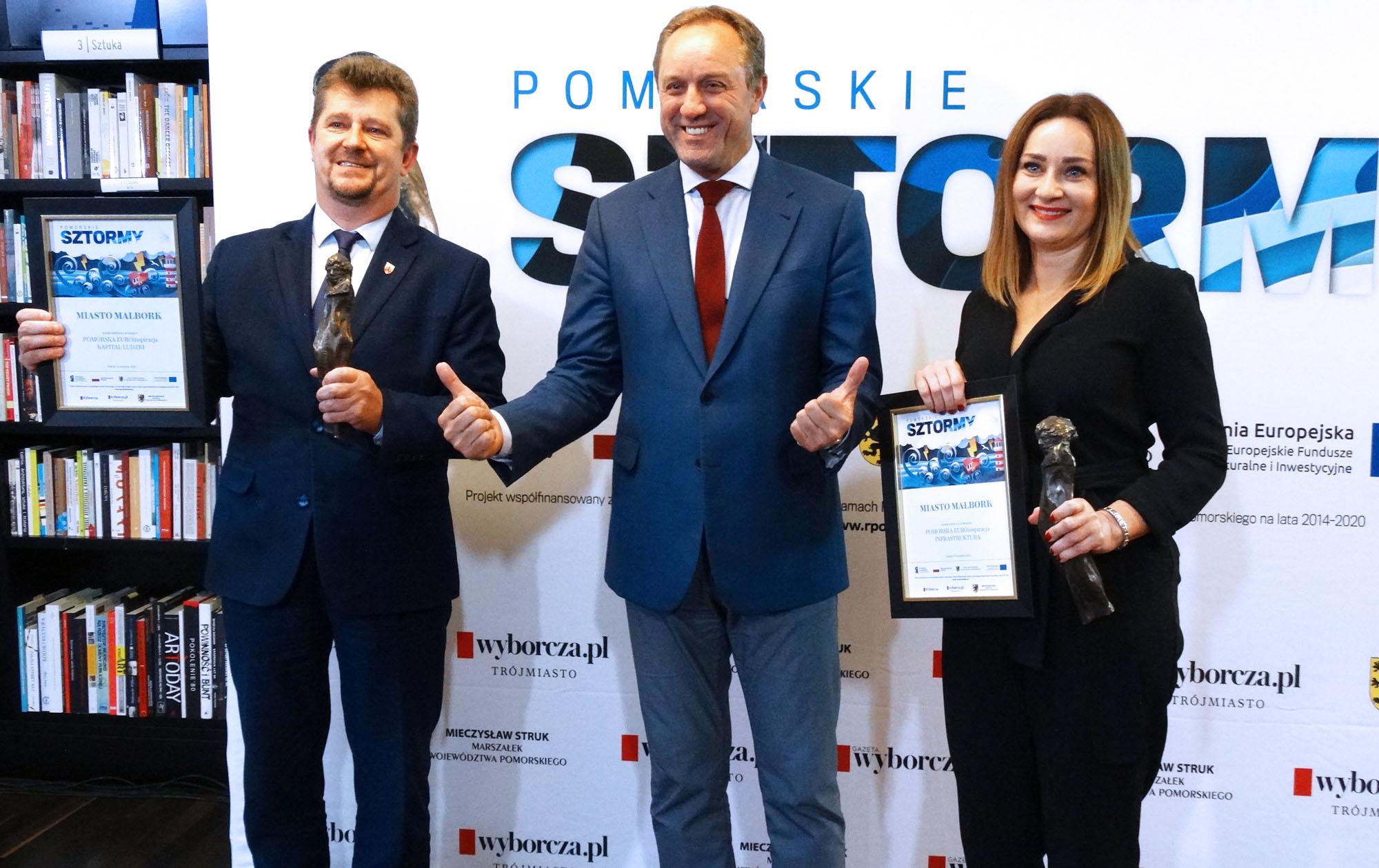 Gala Pomorskich Sztormów 2019. Znamy tegorocznych zwycięzców! [ZDJĘCIA]