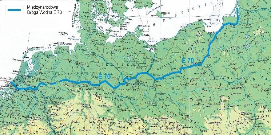 MDW E70 W EUROPIE I W POLSCE