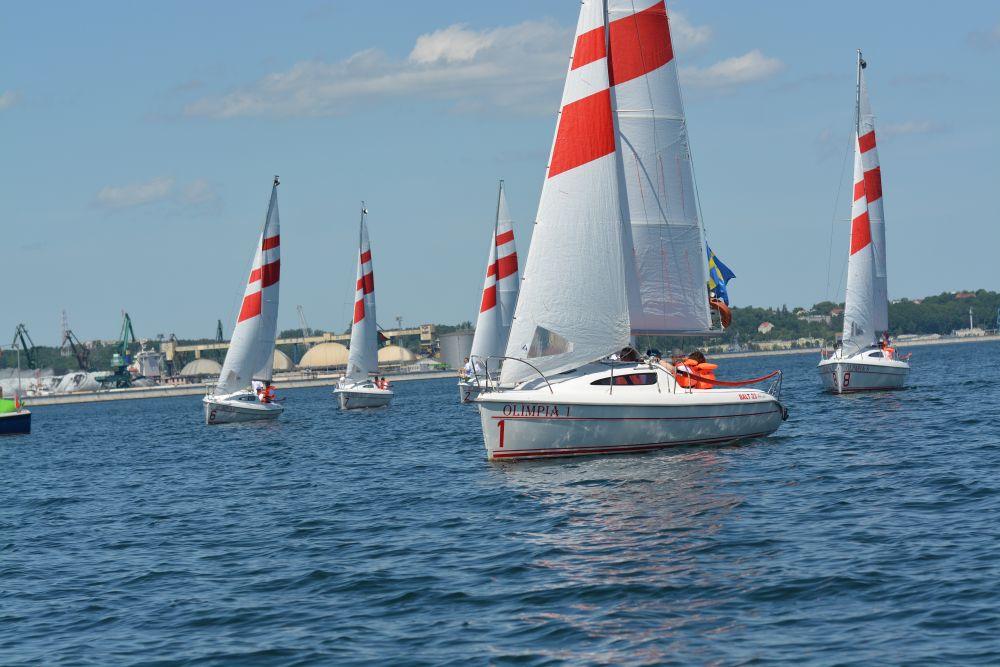 Ośmioro śmiałków będzie rywalizować w II Morskich Regatach Konsulów w Gdyni