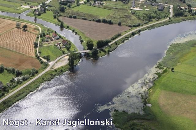 Nogat Kanał Jagielloński