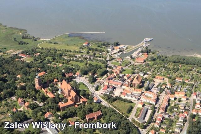 Zalew Wiślany - Frombork