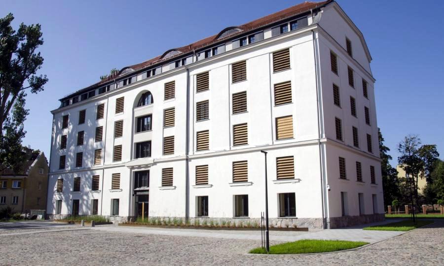 Biały Spichlerz w Słupsku po renowacji