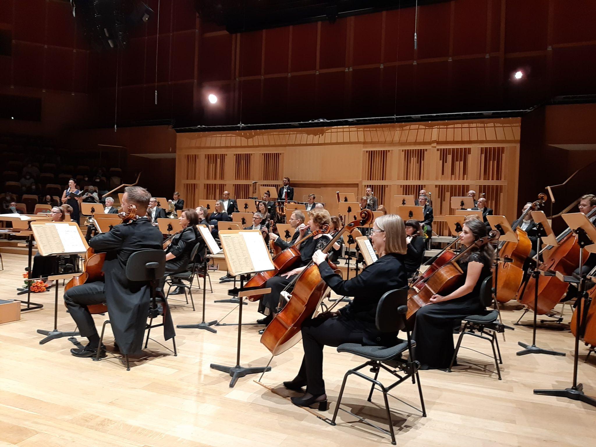 Beethoven, Sibelius i Mendelssohn. Nowy sezon artystyczny na Ołowiance rozpoczęty koncertowo