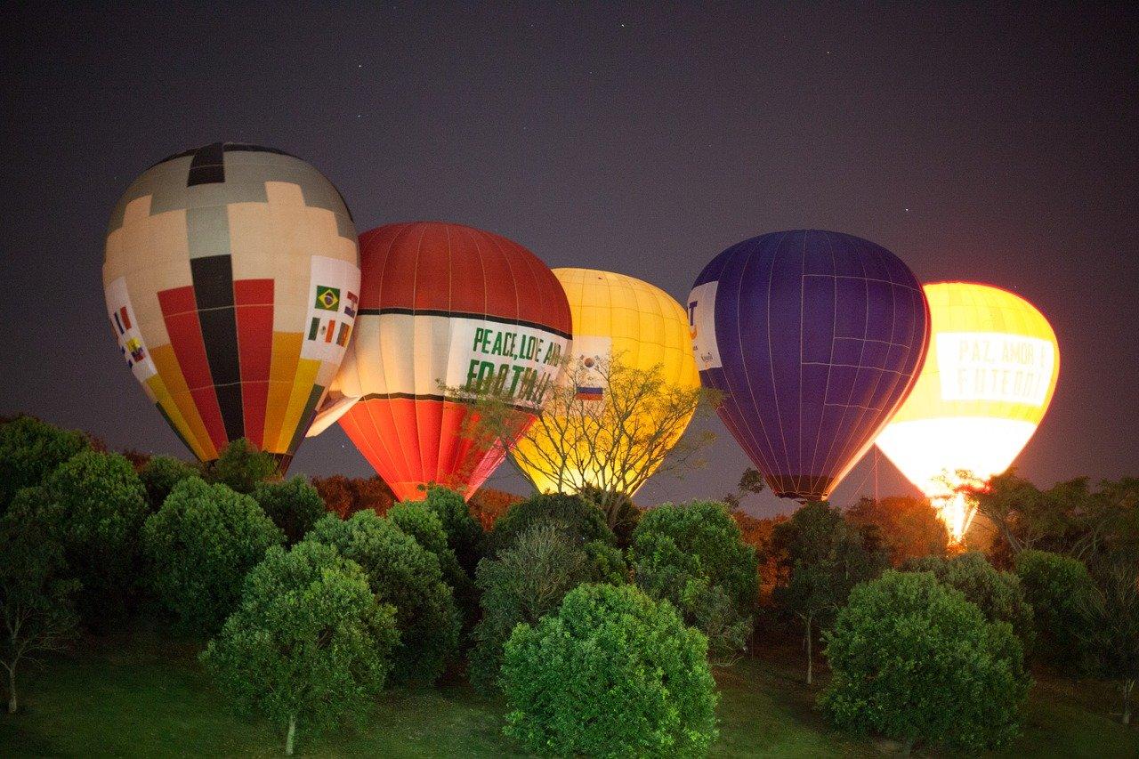 Wyścigi balonów i podniebne akrobacje na 125. urodziny Wyspy Sobieszewskiej
