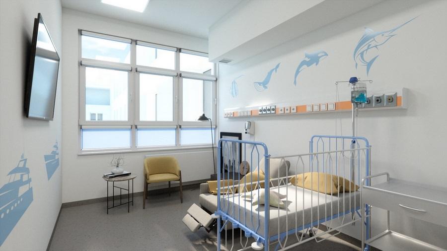Mali pacjenci będą leczeni w jednym szpitalu. W Gdyni powstaje nowoczesny Ośrodek Pediatrii