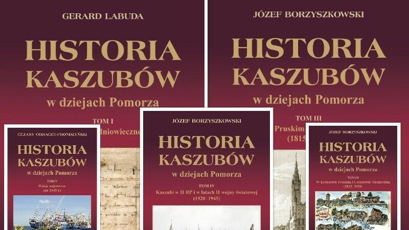 """Promocja """"Historii Kaszubów"""" odwołana. Możecie jednak posłuchać rozmów z jej autorami"""