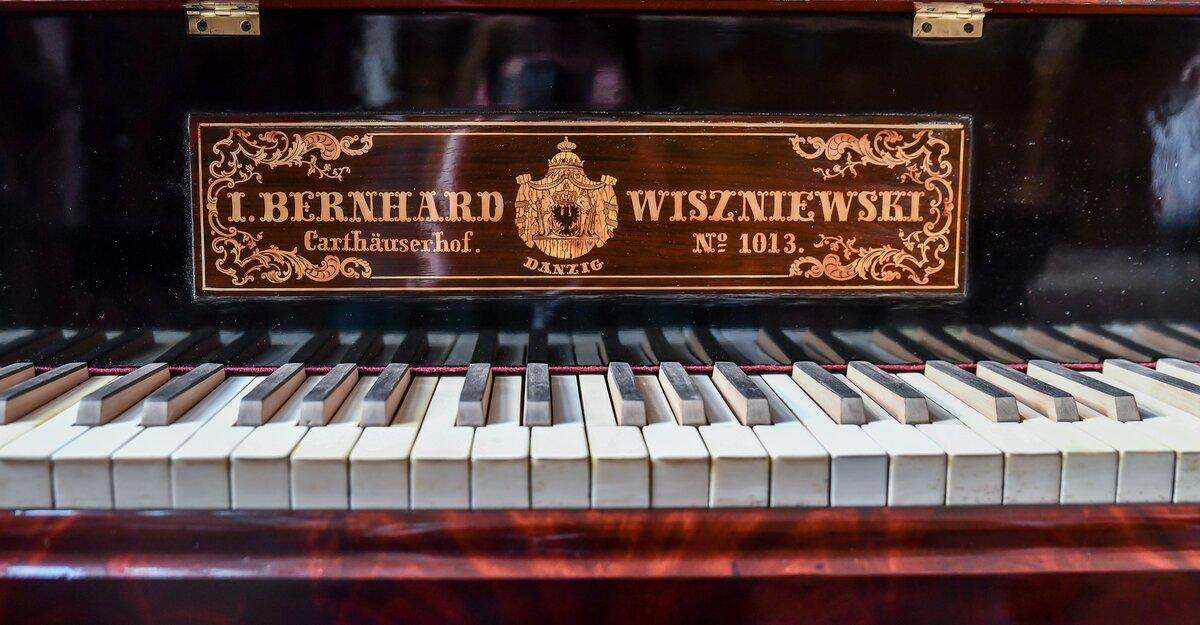 Wyjątkowy koncert online. Będzie można posłuchać najstarszego gdańskiego fortepianu