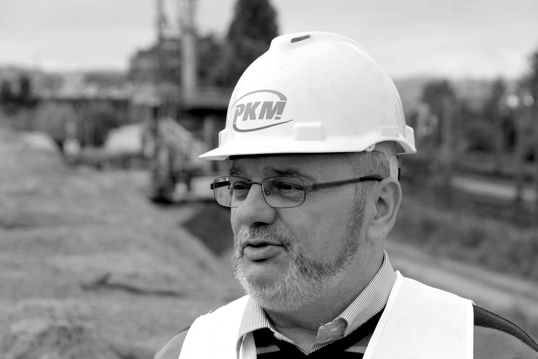 Krzysztof Rudziński PKM