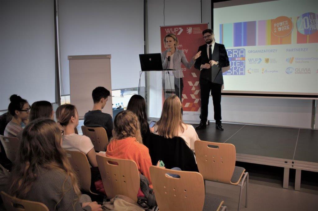 WUP w Gdańsku zachęca młodych do rozwoju i przedsiębiorczości. Dostał za to nagrodę