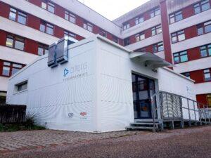 Zakład Diagnostyki Obrazowej w szpitalu w Kościerzynie