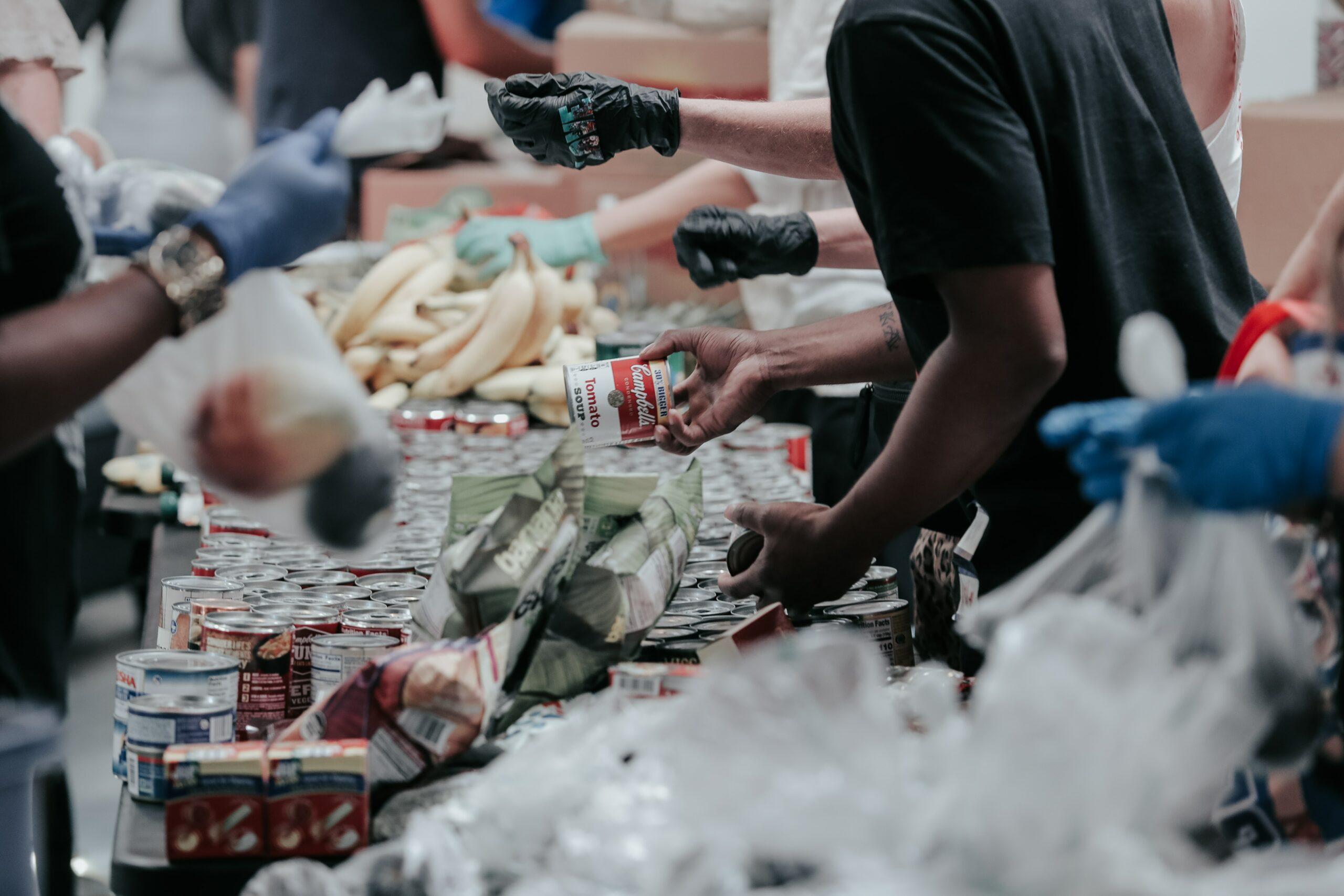Wyczerpane rezerwy jedzenia w trójmiejskim Banku Żywności. Potrzebne wsparcie!