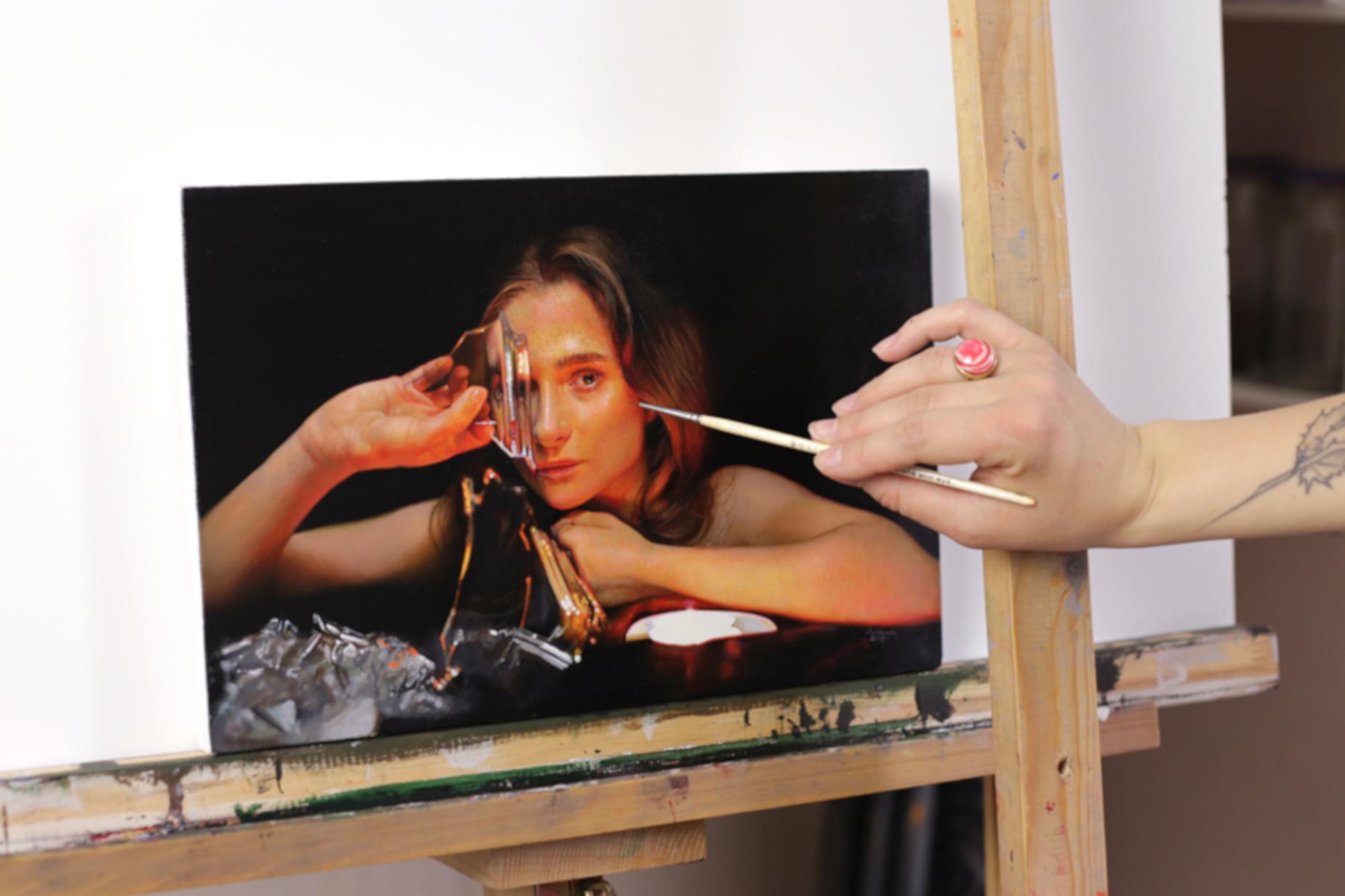 Malarka z Gdyni najlepsza na wystawie w Ameryce. Anna Wypych dostała dwie nagrody