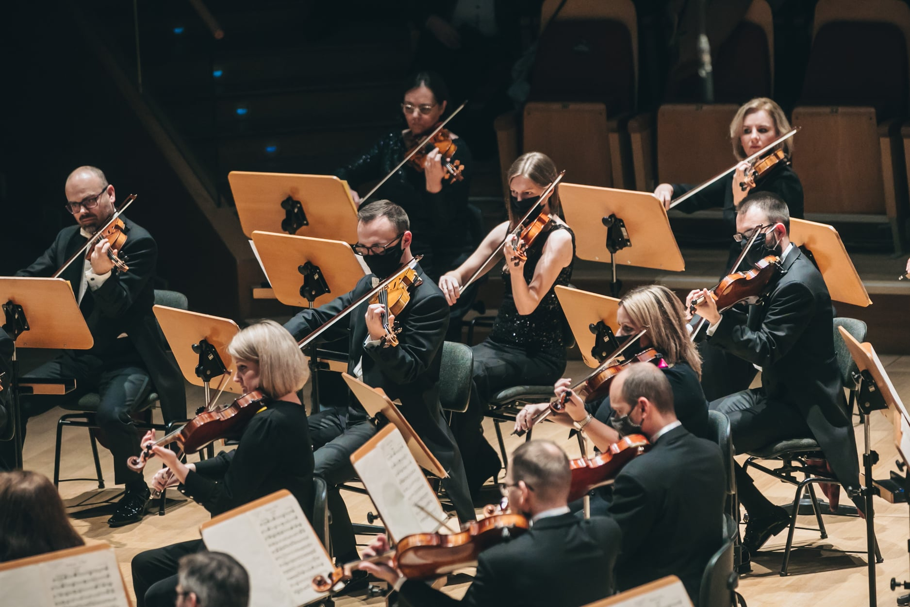 Dwa koncerty kameralne i jeden symfoniczny. Gdańsk dla Muzyki Polskiej
