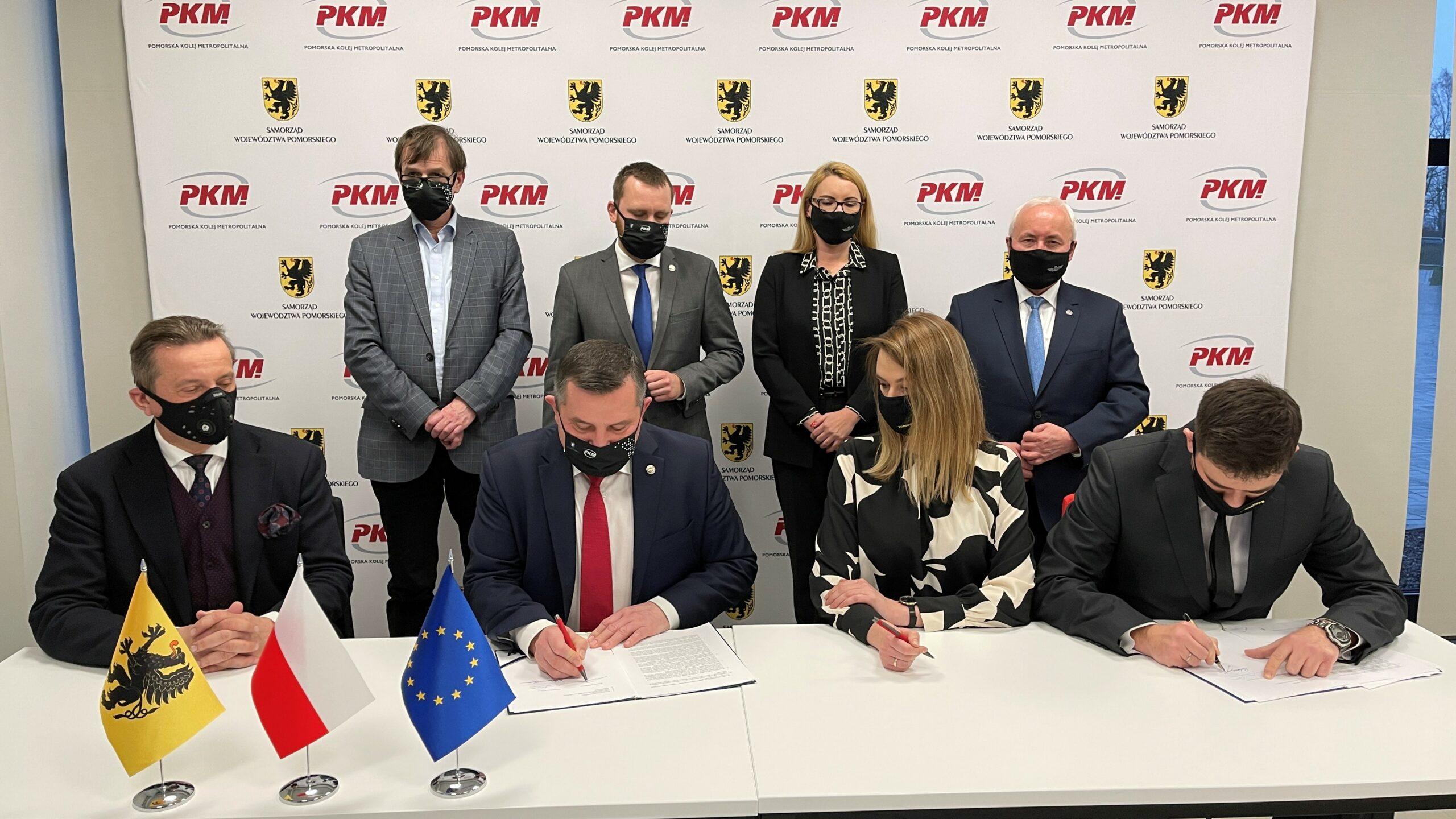 Umowa na połączenie linii PKM z Kokoszkami podpisana. Kto zbuduje ten odcinek bajpasu kartuskiego?