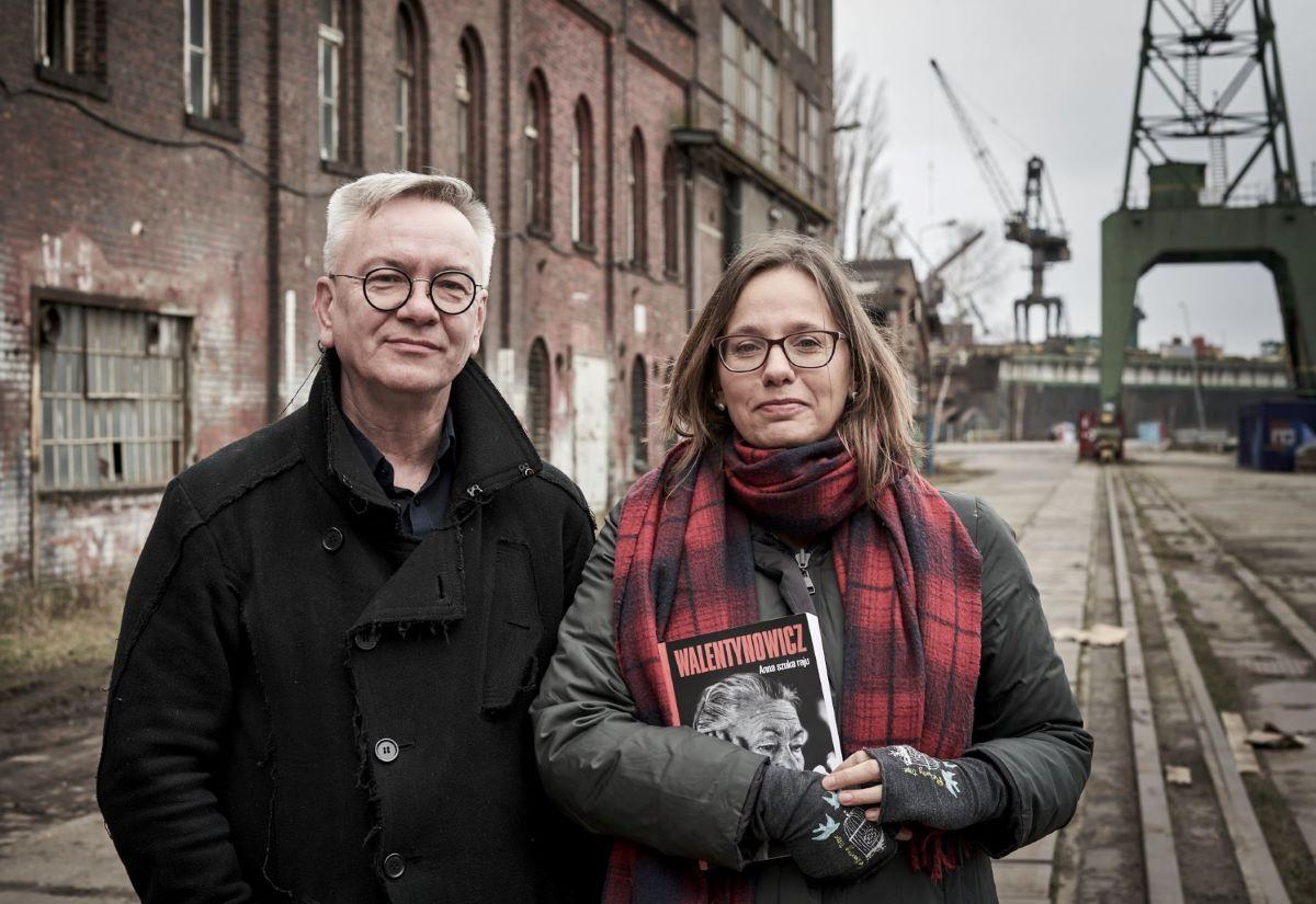 Grand Press Czytelników dostali Dorota Karaś i Marek Sterlingow za książkę o Annie Walentynowicz